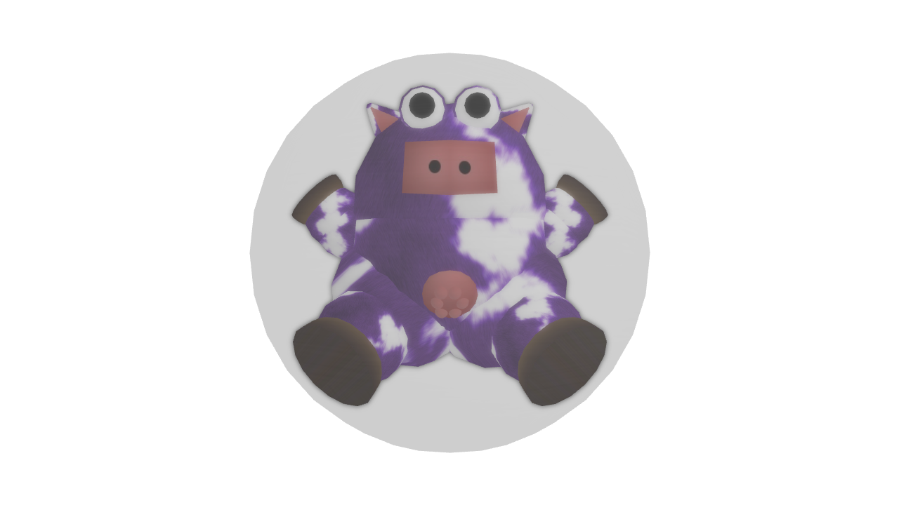 Fat Cow Concept Art