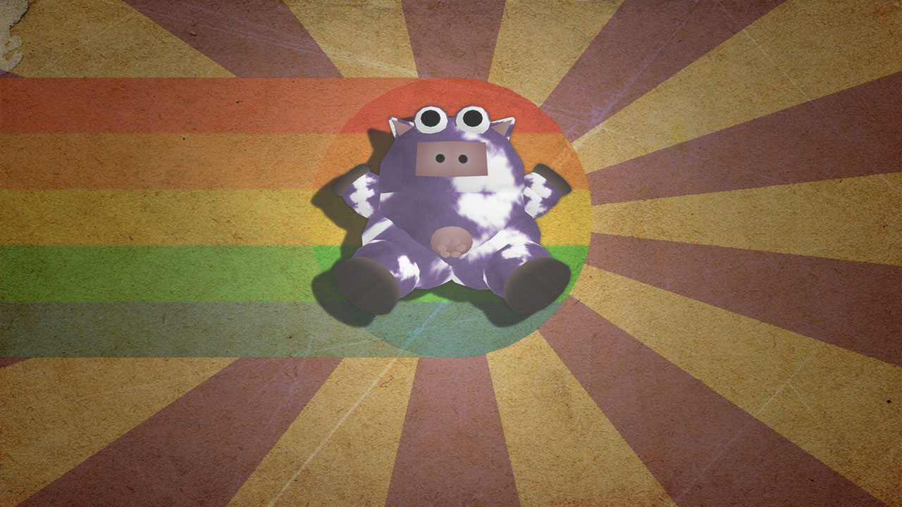 Fat Cow Game Loading Screen