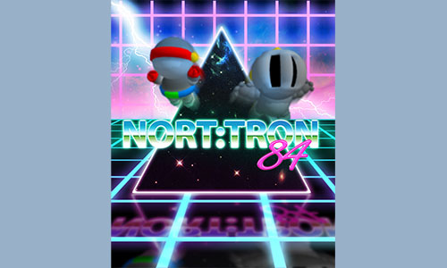 norT:Tron Box Art